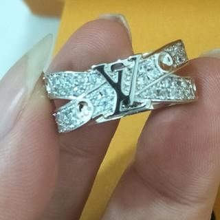 ルイヴィトン(LOUIS VUITTON)の正規品Louis Vuittonルイヴィトン リング 美品(リング(指輪))