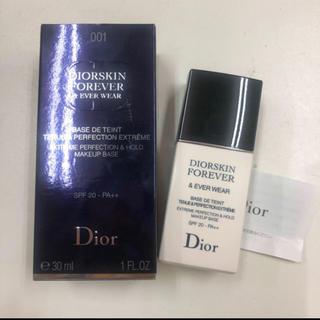 クリスチャンディオール(Christian Dior)のディオールスキン  フォーエヴァー&エヴァー  メイクアップベース (化粧下地)