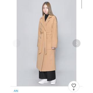 ディーホリック(dholic)のfresh more  ain wool coat(チェスターコート)