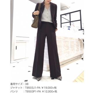 スーツカンパニー(THE SUIT COMPANY)の【新品】ボルドーセットアップ•スーツ(ウール)/THE SUIT COMPANY(スーツ)