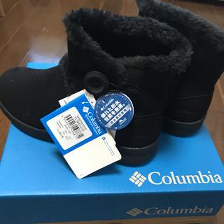 コロンビア(Columbia)のコロンビア ブーツ レディース 24 ムートン(ブーツ)