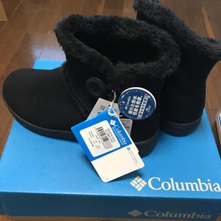 コロンビア(Columbia)のコロンビア ムートン ブーツ 25 レディース(ブーツ)