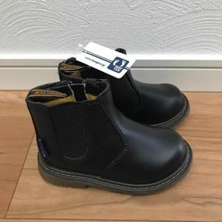 ドクターマーチン(Dr.Martens)の入園式 フォーマル ブーツ 新品 ブラック 結婚式 キッズ 子供 入園 15.0(ブーツ)