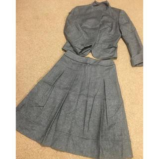 ジユウク(自由区)の美品*自由区*ジャケット40サイズ&スカート38サイズ(スーツ)