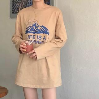 TODAYFUL - Mountain long t-shirt