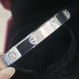 カルティエ(Cartier)のお勧めCartier カルティエ ブレスレット ラブブレス 男女兼用(ブレスレット)