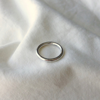 トゥデイフル(TODAYFUL)の_silver990_ Emma ring(リング(指輪))