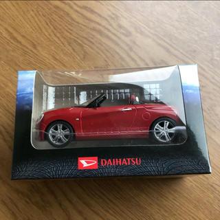 ダイハツ(ダイハツ)のDAIHATSU COPEN CERO プルバックカー(ミニカー)