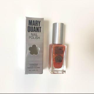 マリークワント(MARY QUANT)の【新品】MARY QUANT ネイル(マニキュア)