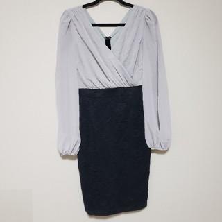 ドレス ワンピース XL(ミディアムドレス)