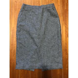 UNIQLO - UNIQLOのタイトスカート
