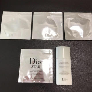 クリスチャンディオール(Christian Dior)のディオール 試供品 5点 美容液など(美容液)