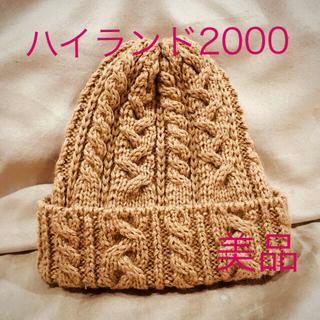 ビームス(BEAMS)のハイランド2000 ニット帽 highland 2000(ニット帽/ビーニー)