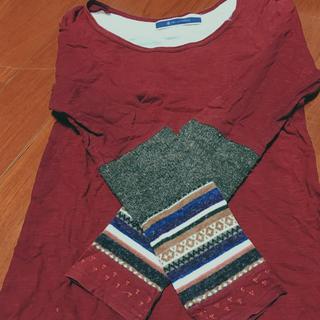 ジエンポリアム(THE EMPORIUM)のTHE EMPORIUM インナー(Tシャツ(長袖/七分))