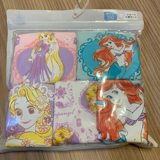 Disney - アリエル&ラプンツェル♡パンツセット