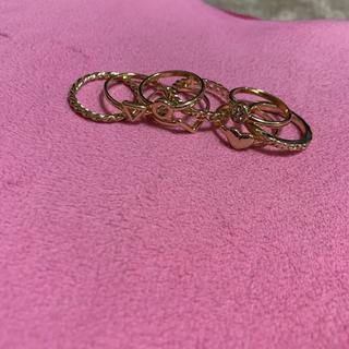 フォーエバートゥエンティーワン(FOREVER 21)のフォーエバー21 指輪 リング(リング(指輪))