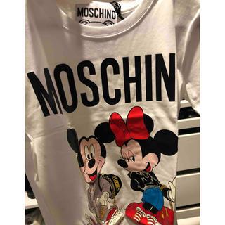 モスキーノ(MOSCHINO)のモスキーノ (Tシャツ(半袖/袖なし))