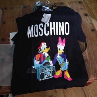 モスキーノ(MOSCHINO)のモスキーノ(Tシャツ(半袖/袖なし))