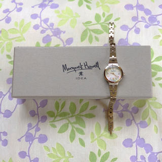 マーガレットハウエル(MARGARET HOWELL)のMargaret Howell   ㊴   腕時計・稼動品✨(腕時計)
