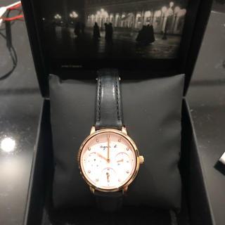 アニエスベー(agnes b.)のアニエスベー腕時計 クリスマスモデル(腕時計)