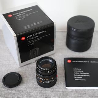 LEICA - ライカ Leica ズミクロン SUMMICRON-M 50mm F2 6bit