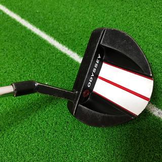 キャロウェイゴルフ(Callaway Golf)のオデッセイ パター スーパーストローク(クラブ)