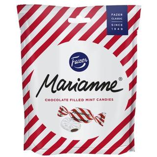 マリメッコ(marimekko)のfazer marianne 220g マリアンネ チョコレート ミント(菓子/デザート)