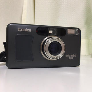 KONICA MINOLTA - Konica BiG mini F Limited