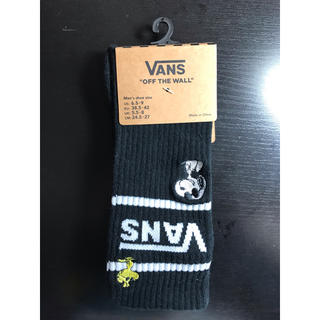 ヴァンズ(VANS)のvans peanuts コラボ 靴下 バンズ ピーナッツ(ソックス)