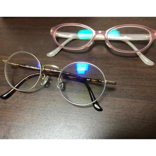 ゾフ(Zoff)のPCメガネと通常メガネ(サングラス/メガネ)