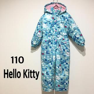ハローキティ(ハローキティ)のキティー 美品 110 ジャンプスーツ(ジャケット/上着)