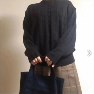 グリモワール(Grimoire)の古着 ヴィンテージ ニット セーター(ニット/セーター)