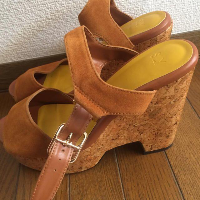 SLY(スライ)のSLY厚底サンダル レディースの靴/シューズ(サンダル)の商品写真