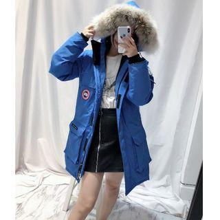 カナダグース(CANADA GOOSE)のCANADA GOOSE EXPEDITION ダウンコート/ジャケット4609(ダウンコート)