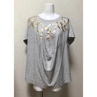 Vivienne Westwood - 新品 Vivienne Westwood リボンオーブ変形Tシャツ