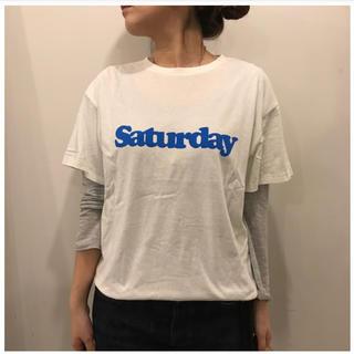 トゥモローランド(TOMORROWLAND)の【MASTER&Co.×TOMORROWLAND】別注Tシャツ(Tシャツ(半袖/袖なし))