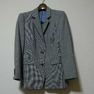 オリヒカ(ORIHICA)のオリヒカ スーツ ジャケット 千鳥格子 11号(テーラードジャケット)