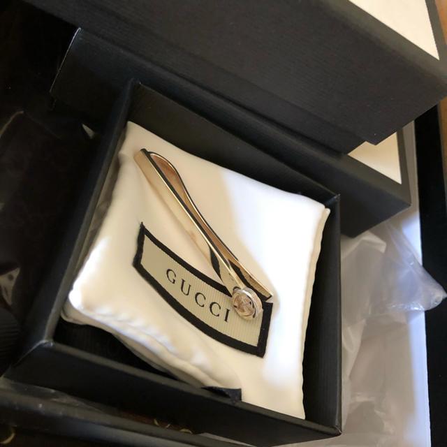 Gucci(グッチ)のミィさん専用グッチ ネクタイピン メンズのファッション小物(ネクタイピン)の商品写真