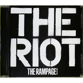 ザランページ(THE RAMPAGE)のTHERIOT / THE RAMPAGE  CDのみ(ポップス/ロック(邦楽))