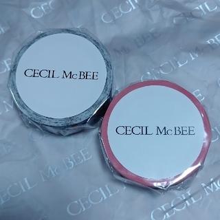 セシルマクビー(CECIL McBEE)の専用☆新品☆CECIL McBEE マスキングテープ4個(テープ/マスキングテープ)