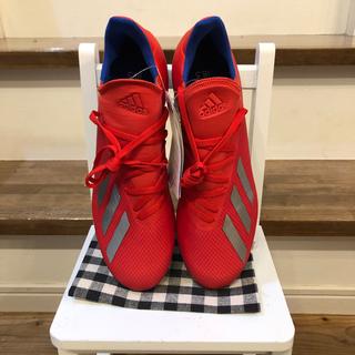 アディダス(adidas)のadidas X18.3HG/AGアディダスエックス18.3HG/AG27.5㎝(シューズ)