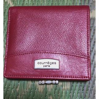 クレージュ(Courreges)のクレージュ 折財布(財布)