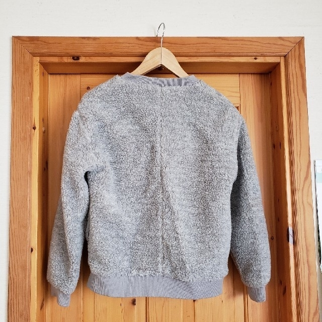 SM2(サマンサモスモス)の【新品同様】サマンサモスモス ボアジャンパー レディースのジャケット/アウター(ブルゾン)の商品写真