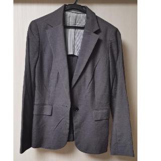 スーツカンパニー(THE SUIT COMPANY)のザスーツカンパニー レディース パンツスーツ グレー 38(スーツ)