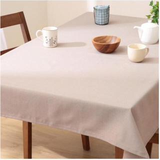 ニトリ - 撥水加工テーブルクロス 幅130×奥行220 ニトリ