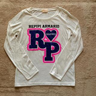 レピピアルマリオ(repipi armario)のrepipi armario長袖Tシャツ(Tシャツ/カットソー)