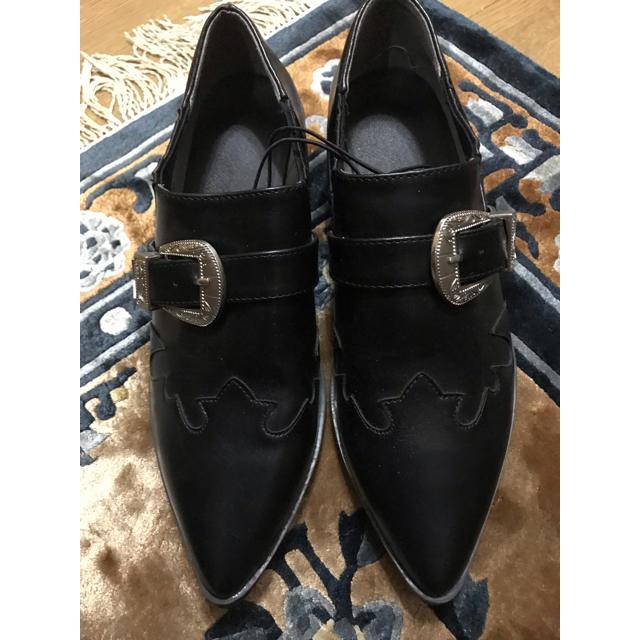 GU(ジーユー)のローファー  新品  M レディースの靴/シューズ(ローファー/革靴)の商品写真
