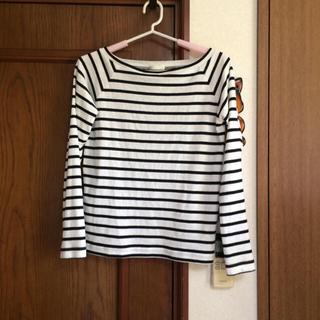 ジーユー(GU)のGU ボーダー カットソーです(Tシャツ(長袖/七分))