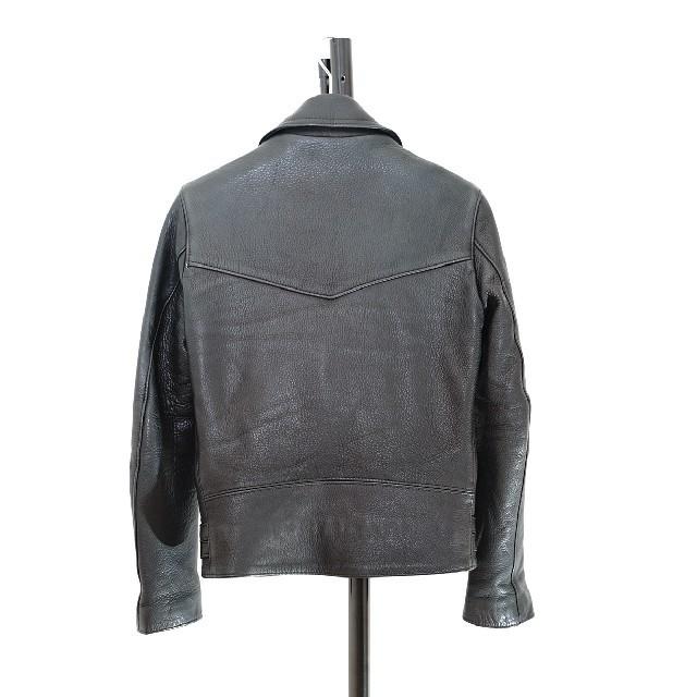 Lewis Leathers(ルイスレザー)のルイスレザー リアルマッコイズ ライトニング ライダース 34 メンズのジャケット/アウター(ライダースジャケット)の商品写真