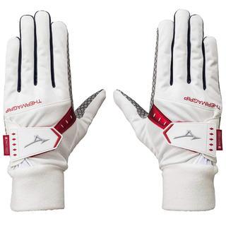 ミズノ(MIZUNO)のMIZUNO(ミズノ) ゴルフ手袋サーマグリップ ブレスサーモ 5MJMB852(ウエア)